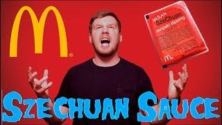 McDonald's Failed to Deliver the Szechuan Sauce!