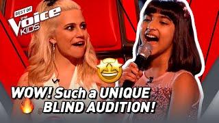 Aadya sings BRILLIANT MASHUP in The Voice Kids UK 2020! 🤩