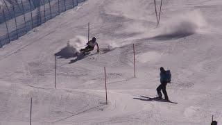 Shiffrin SL Training_March 2017