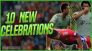 10 KIỂU ĂN MỪNG MỚI SAU ROSTER UPDATE  [FO4 KOREA] FIFA ONLINE 4