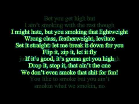 Smokin' On (feat. Juicy J)