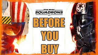 Star Wars: Squadrons - 15 Things You Need To Know Before You Buy