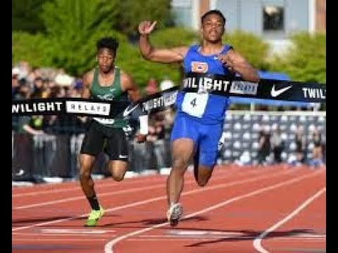 Benson's Micah Williams has his eye on the Olympics