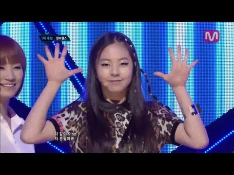 원더걸스_Like This(Like This by Wonder Girls @Mcountdown 2012.06.21)