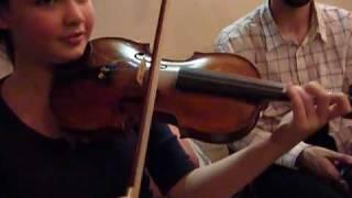 Amazing Irish violin player