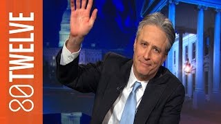 Jon Stewart Leaves The Daily Show:  A History of Political News Satire | 80Twelve