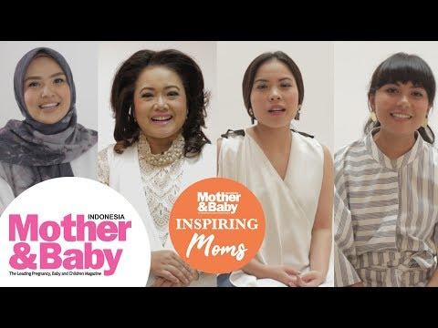 Tantangan Menjadi Ibu Menurut Mita Soedarjo, Kamila Andini, Roslina Verauli & Ria Miranda