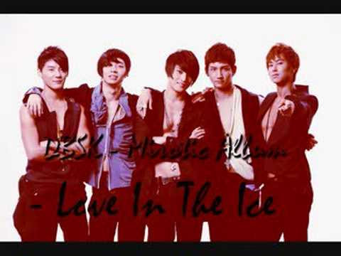DBSK - Love In The Ice (Korean Version)