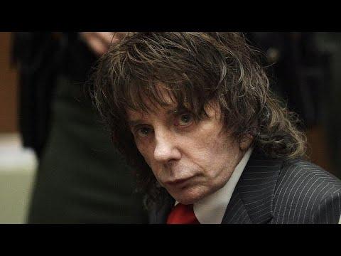 Décès de Phil Spector, producteur star des années 60 et meurtrier de Lana Clarkson