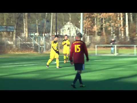 Tor von Lukas Kourkis (SC Condor, U19 A-Jugend) | ELBKICK.TV