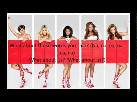 Baixar The Saturdays - What about us + lyrics