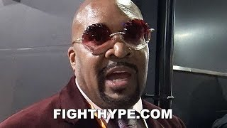 MAYWEATHER CEO REACTS TO SPENCE DOMINATING GARCIA; SAYS CORNER SHOULD HAVE STOPPED PUNISHMENT