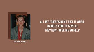 Reece Bibby - Turning Red (Lyrics)