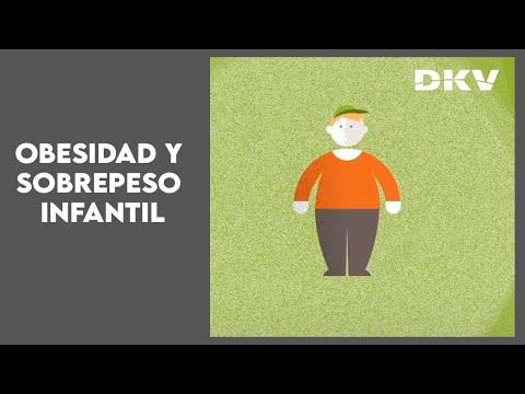 I Estudio sobre la situación actual de la obesidad y el sobrepeso infantil en España