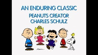 """Retrospective Interview with Charles Schulz"" (DVD rip, 60fps)"