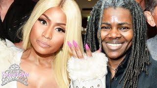 Nicki Minaj gets sued by Tracy Chapman! | Is Atlantic Records to blame?