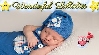 Super Relaxing Baby Piano Lullaby For Sweet Dreams ♥ Best Soft Bedtime Music For Kids ♫ Good Night