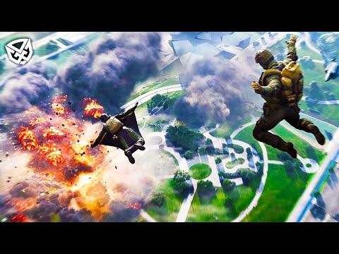 Battlefield 2042 is AMAZING - Battlefield 6 Trailer Reaction