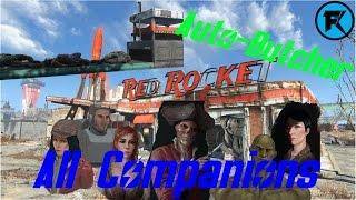 Fallout 4 | Auto-Butcher #2 | Companions