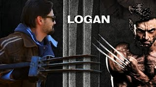 REAL LOGAN CLAWS TESTED! X-MEN and Wolverine IRL! Zombie Go Boom!