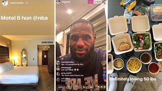 NBA Players REACT to Orlando Bubble (not happy)