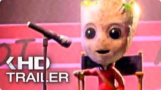 WRECK-IT RALPH 2: Baby Groot Scene (2018)