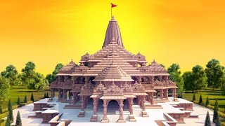 Exclusive pictures of proposed Ram Temple in Ayodhya..
