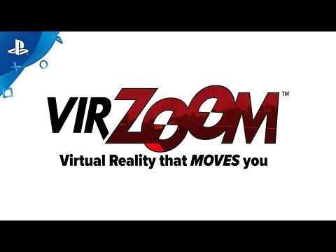 VirZOOM Arcade Trailer