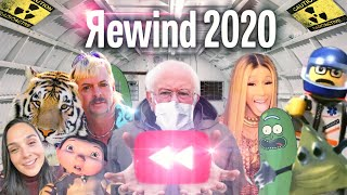 Rewind 2020, but 8 months early because time is meaningless now, so the world must unite in a mellif