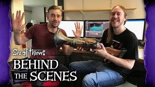 Official Sea of Thieves Behind the Scenes: Revisiting Gunplay