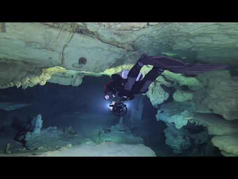 Cave Diving Nariz