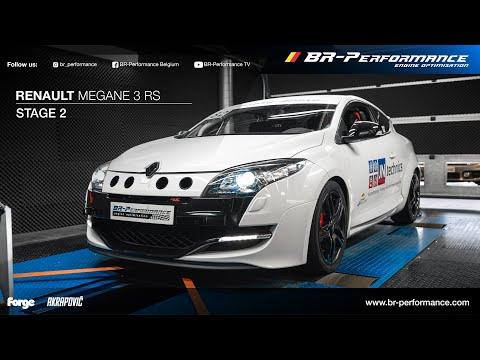 Renault Megane 3 RS / Stage 2 By BR-Performance / *racecar*