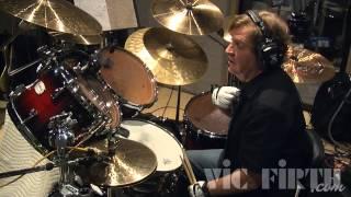 Paul Leim: Nashville Recording Session