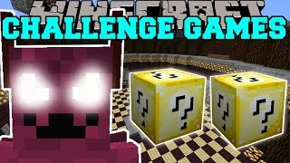 Minecraft: INFERNUM AVIS CHALLENGE GAMES – Lucky Block Mod – Modded Mini-Game