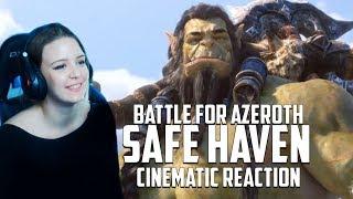 SAFE HAVEN | BFA Cinematic reaction