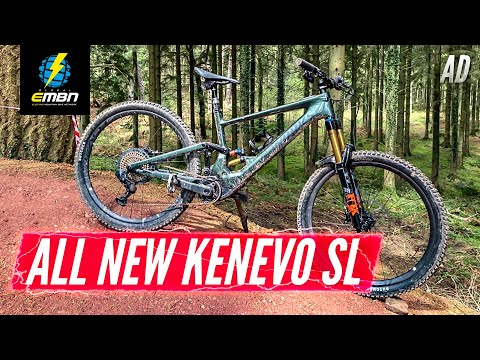Specialized Launch The 2022 Kenevo SL | Putting The E In Enduro?