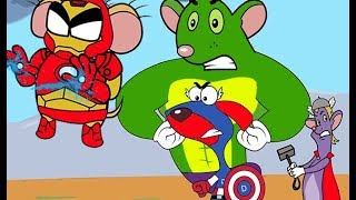 Rat-A-Tat |'RatVengers Battle Mice VS Doggy Animated Cartoons'| Chotoonz Kids Funny Cartoon Videos