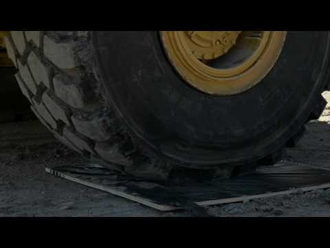 Agriculture & Industrial Tire Demo