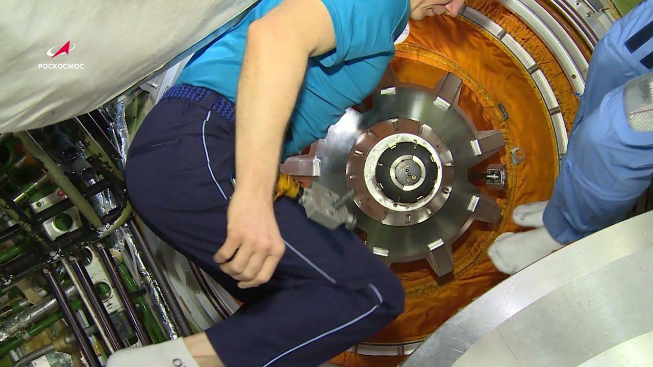 Первое видео из модуля «Наука»