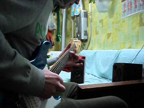 Бумбокс - Я твой (guitar cover by Vancho)
