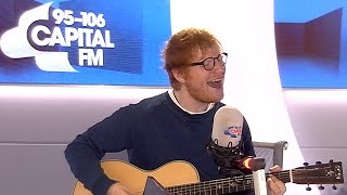 Ed Sheeran 'Castle On The Hill' (Live)
