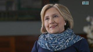 Hillary Clinton warns of Chinese influence on Australian politics