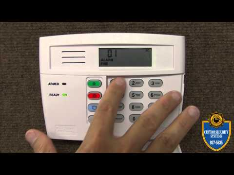 Custom Security Systems_How to Test a Smoke Detector