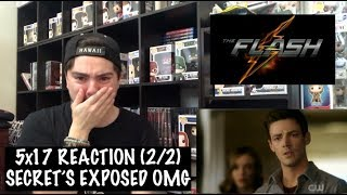 THE FLASH - 5x17 'TIME BOMB' REACTION (2/2)