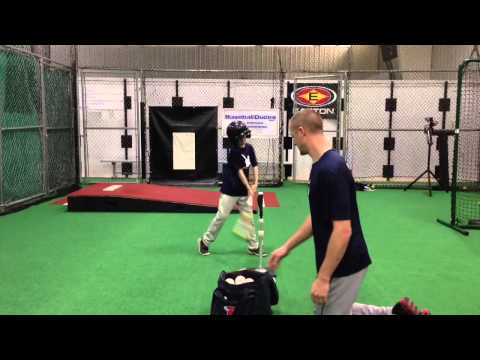 "Baseball Dudes Video Tip w/ Chris Gissell ""Tee Work"""