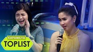 Kapamilya Toplist: 20 funniest 'birit showdown' of Anne and Mariel in Its Showtime