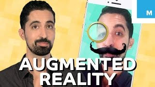 What is Augmented Reality and How Does it Work?   Mashable Explains