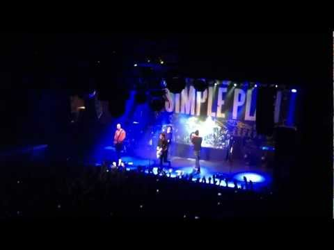 Simple Plan - When I'm gone / Helsinki The Circus 16.4.2012 HD