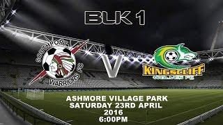BLK 1 League Rnd 4 Southport SC vs Kingscliff FC (4-2)