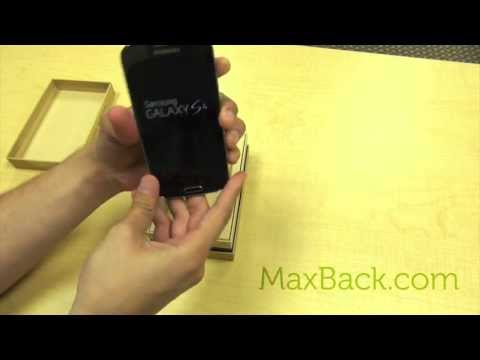 Samsung Galaxy S4 - Unboxing and Reboxing
